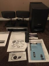 Bose 321 series II GS home cinema System Including Speaker Stands