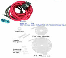 Connection by Hertz Fpk 700.1 700W Competition 4 Gauge Amp Power Install Kit Nr