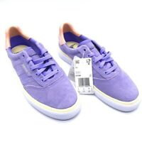 Adidas Mens Nora 3MC Skate Shoes Purple EF2398 Lace Up Low Top 5.5 M New