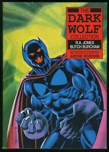 Dark Wolf Eternity Trade Paperback TPB Werewolf Like Batman Spawn Butch Burcham