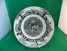"Wedgwood The World Wildlife Fund "" SPRINGBOK "" Plate"