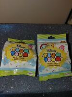 Disney TSUM TSUM  Series 10 Mystery Packs Blind Bags Lot Of 2 New Sealed!