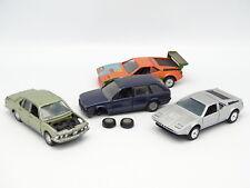 Gama 1/43 - Lote de 4 BMW para piezas