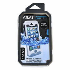Incipio Atlas Waterproof Cell Phone Case iPhone 5 S Tempered Glass Missing Piece