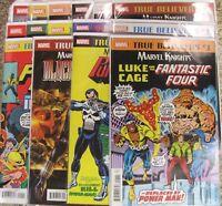 Marvel Comics True Believers Marvel Knights Set of 15 books.