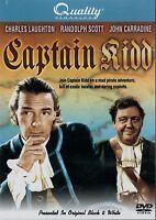 Captain Kidd (DVD, 2006, Brand New)