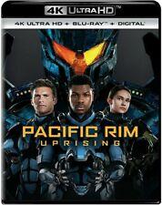 Pacific Rim: Uprising (4K Ultra HD/Blu-ray, 2 disc set)