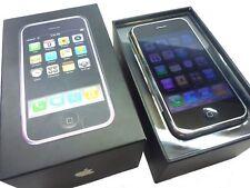 Apple iPhone 2g 4gb 1. generación con embalaje original EE. UU. rara vez salida completamente original