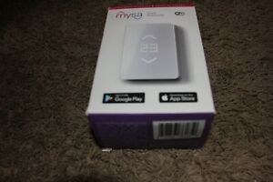 *MYSA* Smart Thermostat for Electric Baseboard Heaters - Open Box