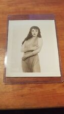 1950 Vintage Original Nude Pinup Photo 5×4