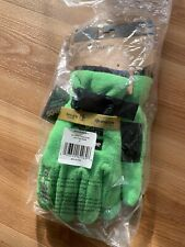 Supreme / The North Face RTG Fleece Glove Small Green New Authentic