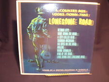 A Country Boy Looks Down That Lonesome Road SF-25200 VG/VG