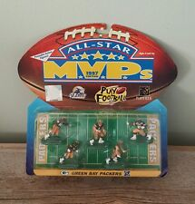 1997 MVP Green Bay Packers Reggie White Brett Favre Mini Figures FREE SHIPPING