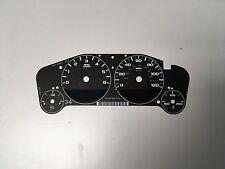07-11 Chevy Silverado , Tahoe Speedometer overlay gauge face .MPH,4 gauge