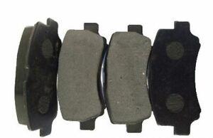 Chery J1 front brake pads