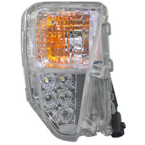 Front Right Passengers Turn Signal Light for 12-15 Toyota Prius & Prius Plug In