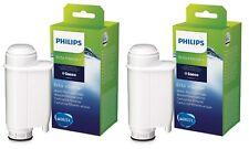 2 Stück Saeco Intenza Philips CA6702/10 Wasserfilter CA6702 new Label