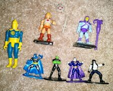 Lot of figures DC and He-Man