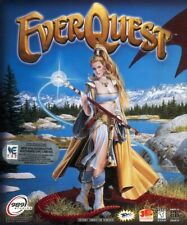 """3"""" Everquest Cover Print Epic MMORPG Old School Role Playing Vinyl Cool Sticker"""