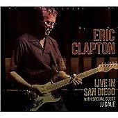 Eric Clapton - Live in San Diego (with JJ Cale) (2016)  2CD  NEW  SPEEDYPOST