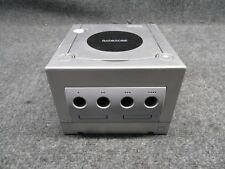 Nintendo GameCube Platinum Silver Game Console w/ Controller DOL-001(USA)