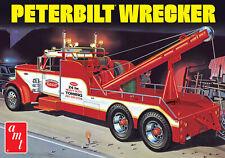 AMT 1133 1/25 Peterbilt 359 Wrecker Plastic Model Kit