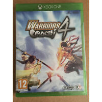 Warriors Orochi 4 XBOX ONE New and Sealed