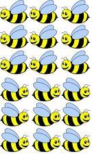 Bumble Bee Bedroom wall stickers Vinyl Graphics Baby Nursery Childrens Window
