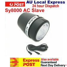 Godox AC Slave SY8000 82W Photo Studio Strobe Light Flash Bulb 220V 82WS AU NEW