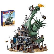 The LEGO Movie 2 Welcome to Apocalypse burg Compatible Lego 70840 New Block Set