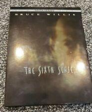 The Sixth Sense (Dvd, 2002, 2-Disc Set, Vista Series)