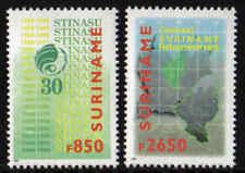 Surinam / Suriname 1999 STINASU nature reserve naturschutzgebiet MNH