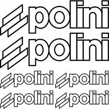 ADHESIVO PEGATINA - AUFKLEBER ADESIVI -  polini  Réf: SPON-087