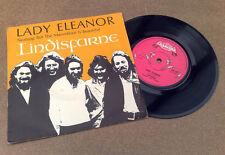 "LINDISFARNE  "" LADY ELEANOR "" SUPER ORIG UK 7"" WITH RARE SUPER PIC SLEEVE"