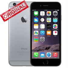 Apple iPhone 6 16GB Plata Smartphone Libre Desbloqueado Garantía de 1 Año Negro