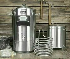 ANVIL FOUNDRY™ - 6.5 GALLON - Automatic Stainless Steel Beer Brewing Kettle Pot