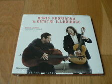 Boris Andrianov & Dimitri Illarianov : A Musical journey - CD NEUF SEALED