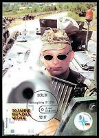 BUND MK 2005 BUNDESWEHR PANZER PRIVATE !! MAXIMUMKARTE MAXIMUM CARD MC CM cc83