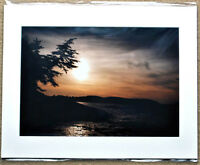 """Sunsetting on Tofino, Vancouver Island Canada 12""""x8"""" Mounted Photographic Print"""