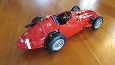 CMC Maserati 250 F F1 Course Voiture Juan M.Fangio Wins Steiger Orig. Box 1:18