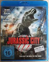Jurassic City Bluray Sara Malakul Lane Neuwertig Like New Blu-ray