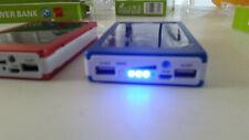 Solar Panel 2 Usb 30000 MAh Light  Phone Tab Mp3/Mp4 High Capacity Power Bank