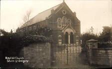 Stoke Gregory near Taunton. Baptist Church.
