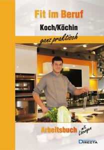Fit im Beruf Koch Directa Buch NEU