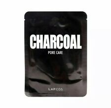 **BRAND NEW** LAPCOS Charcoal Pore Care Facial Sheet Mask