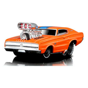 1966 Dodge Charger Maisto Muscle Machines 1:64 Scale Die-cast Model Toy Car