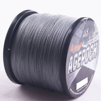 100M 300M 500M 1000M Gray 100% PE Dyneema Dorisea Braided Fishing Line Kite Line