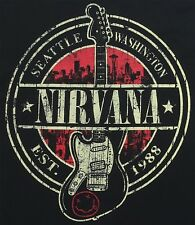 Nirvana Iron On Transfer For T-Shirt & Other Light Color Fabrics #3
