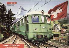 catalogo FULGUREX 1991 Precision Models Gauge HO O Om 1 + Preisliste D F E    aa