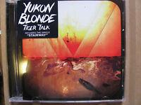Yukon Blonde - Tiger Talk  (CD 2012)  mint